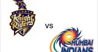 Kolkata Knight Riders vs Mumbai Indians   41st Match   Dream11 Team 16 Behind History