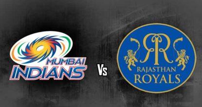 Mumbai Indians vs Rajasthan Royals   47th Match   Dream11 Team 12 Behind History