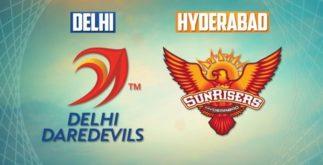 Sunrisers Hyderabad vs Delhi Daredevils | 36th Match | Dream11 Team 3 Behind History