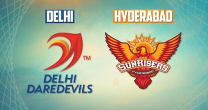 Sunrisers Hyderabad vs Delhi Daredevils   36th Match   Dream11 Team 19 Behind History