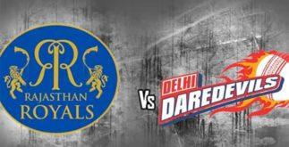 Delhi Daredevils vs Rajasthan Royals | 32nd Match | Dream11 Team 3 Behind History