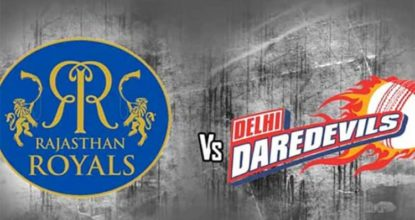 Delhi Daredevils vs Rajasthan Royals   32nd Match   Dream11 Team 22 Behind History