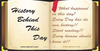 History Behind this Day | Back to 20-Oct | Today in History 3 Behind History