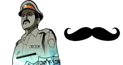 400% Hike in Allowance for UP Cops for Growing Mustache 80 Behind History