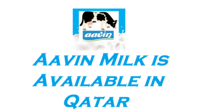 Aavin Milk is Available in Qatar 79 Behind History