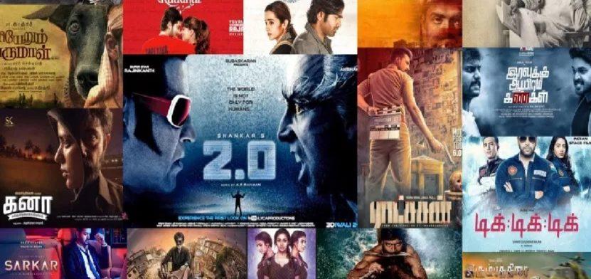 Best Tamil Movies of 2018 1 Behind History