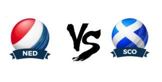 Netherland vs Scotland | Quadrangular 1st T20I | Dream11 Prediction 4 Behind History