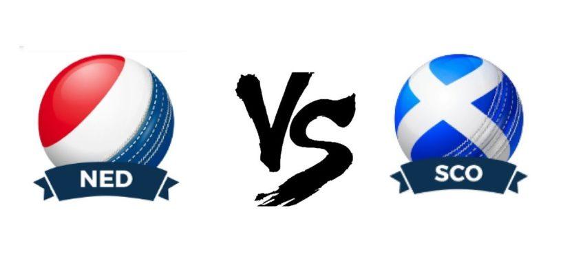 Netherland vs Scotland | Quadrangular 1st T20I | Dream11 Prediction 1 Behind History