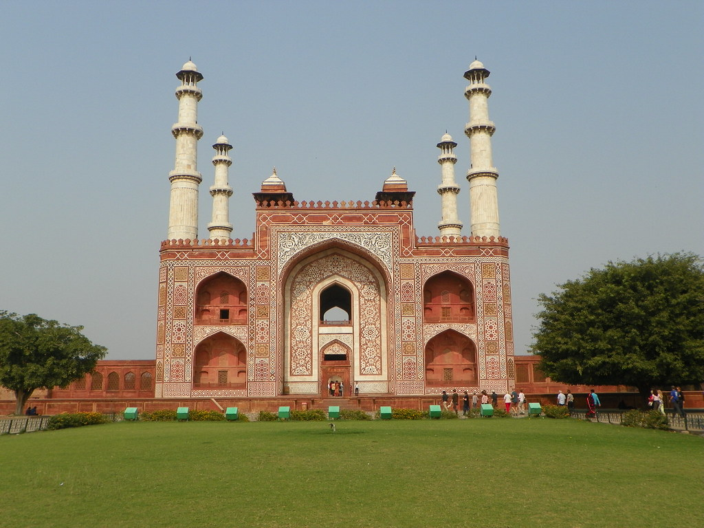Creative Architecture of Mughal Kings   Mughal Dynasty 5 Behind History