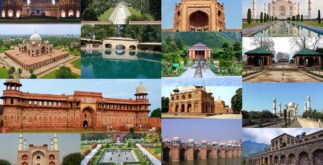 Creative Architecture of Mughal Kings | Mughal Dynasty 23 Behind History