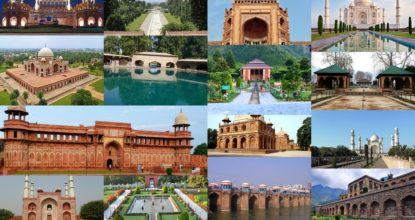 Creative Architecture of Mughal Kings | Mughal Dynasty 57 Behind History