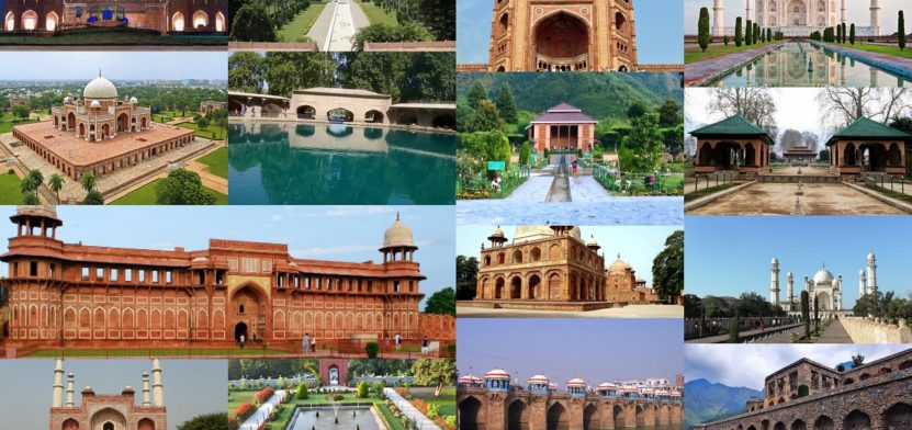 Creative Architecture of Mughal Kings   Mughal Dynasty 1 Behind History