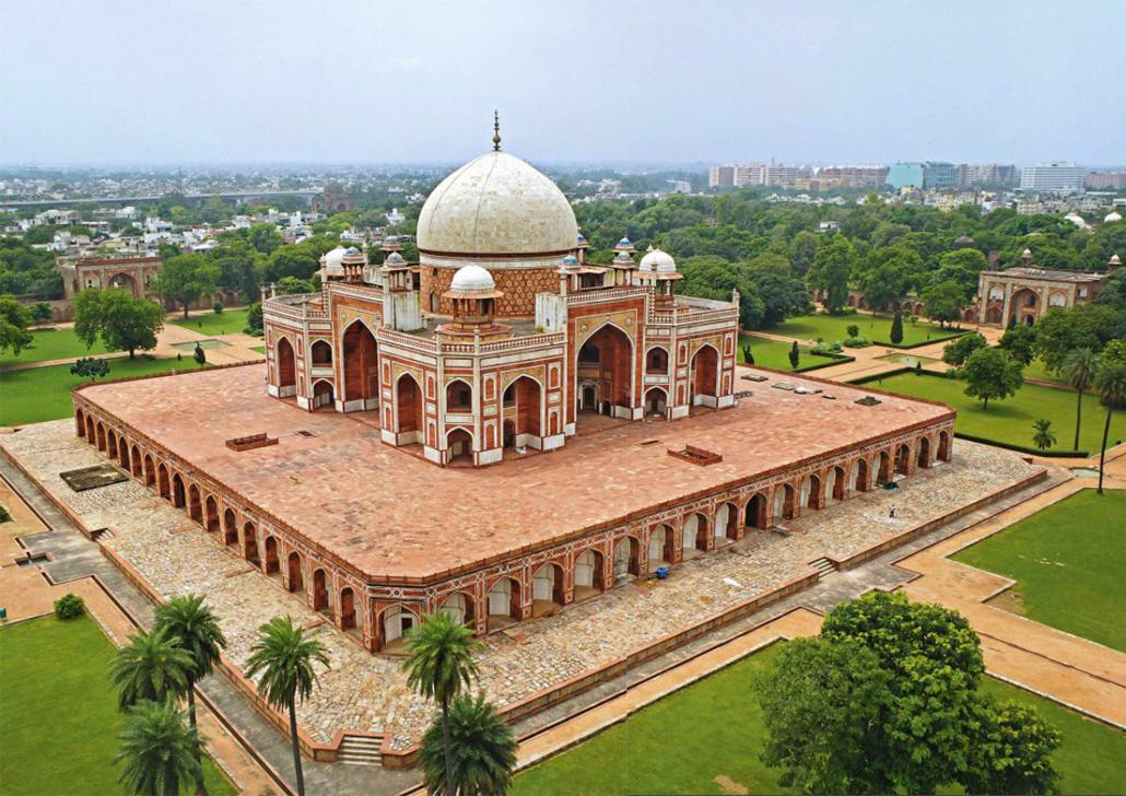 Creative Architecture of Mughal Kings   Mughal Dynasty 6 Behind History