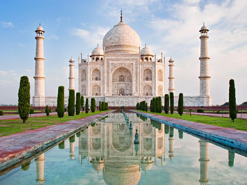 Creative Architecture of Mughal Kings   Mughal Dynasty 2 Behind History