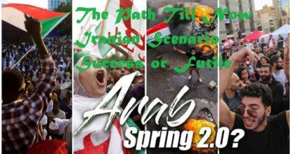 Arab Spring 2.0 86 Behind History