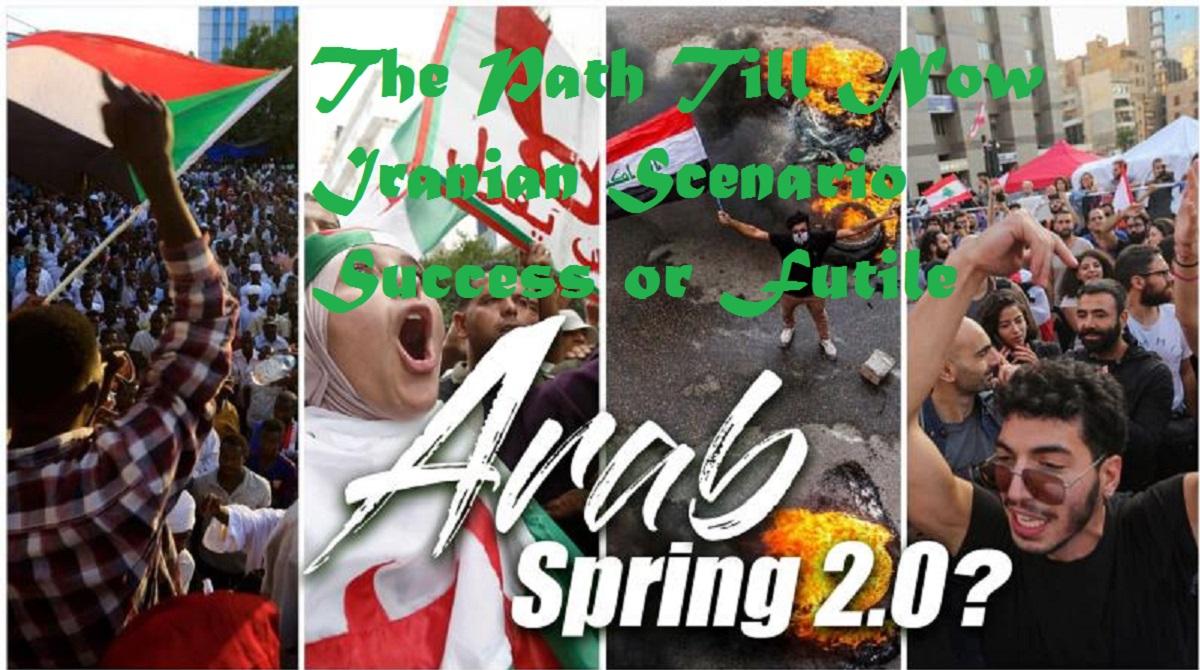 Arab Spring 2.0 1 Behind History