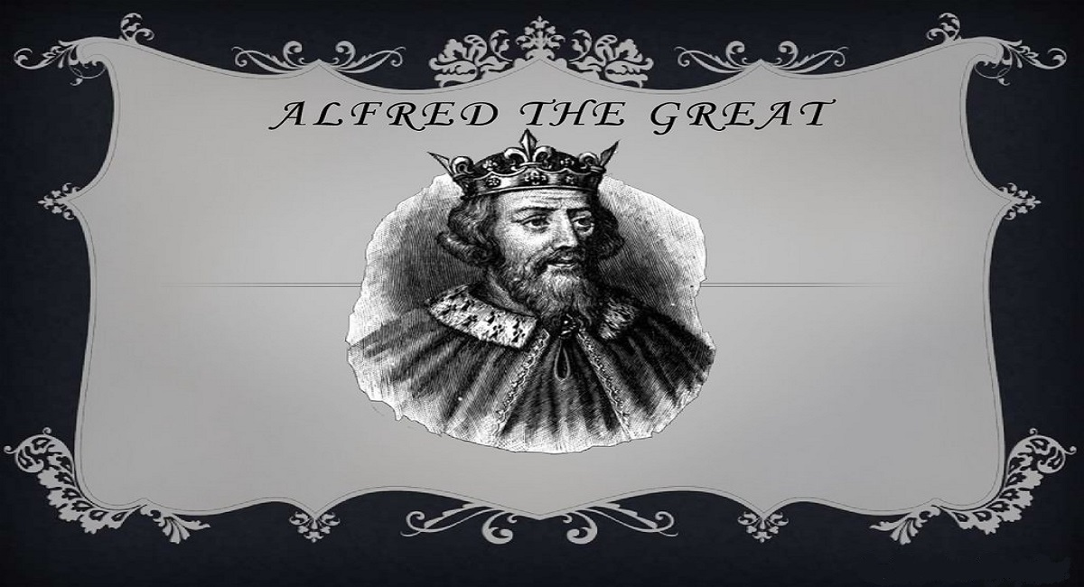 Behind History of Alfred the Great