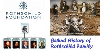 Behind History of Rothschild Family 3 Behind History