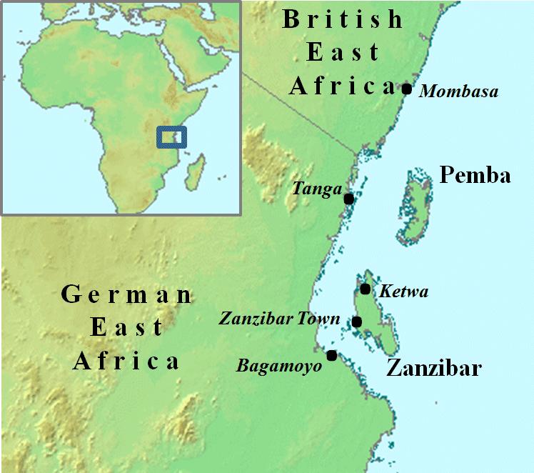 Shortest War in History - Anglo-Zanzibar War 1896 1 Behind History