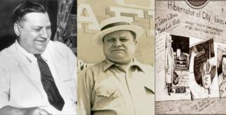 History of Arthur E Gehrke - Human Hibernator 4 Behind History