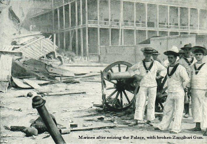 Shortest War in History - Anglo-Zanzibar War 1896 2 Behind History