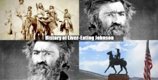 History of Liver-Eating Johnson 4 Behind History