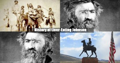 History of Liver-Eating Johnson 5 Behind History