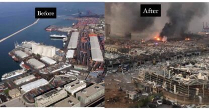 Analysis of Beirut Explosion 30 Behind History
