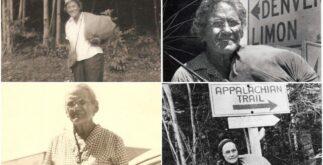 History of Emma Grandma Gatewood 2 Behind History