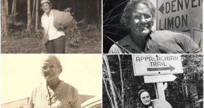 History of Emma Grandma Gatewood 27 Behind History
