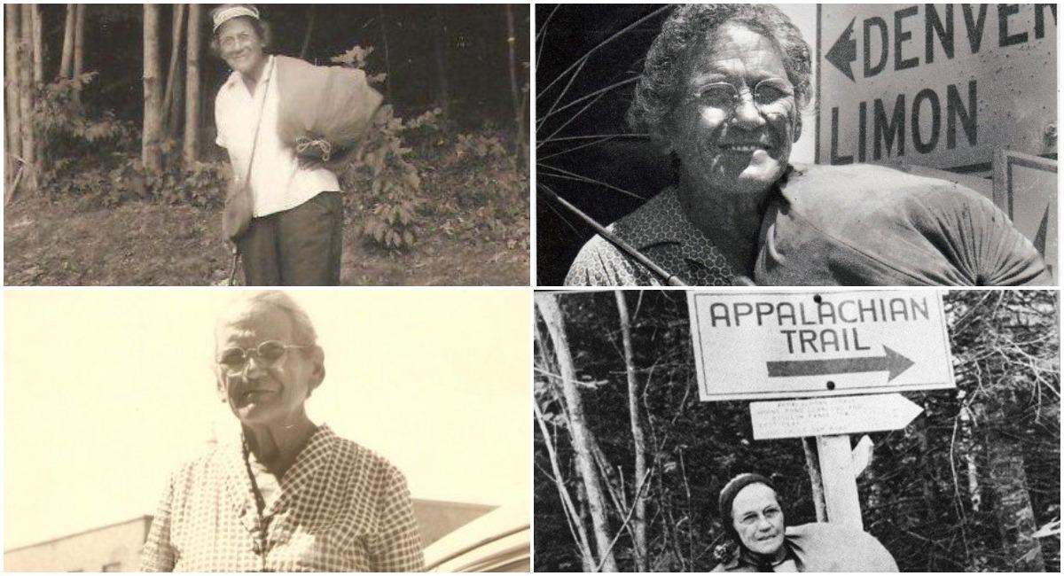 History of Emma Grandma Gatewood 3 Behind History