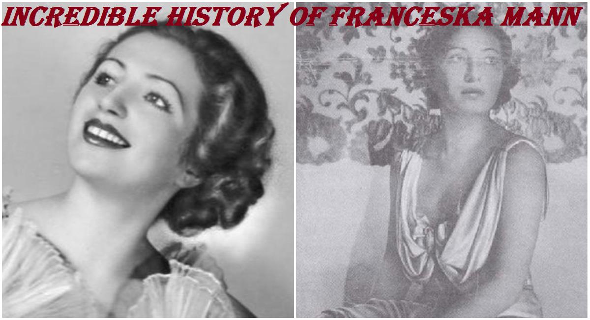 Incredible History of Franceska Mann 2 Behind History